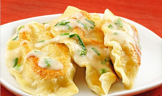 Quick Potato Pierogi Recipe — Dishmaps
